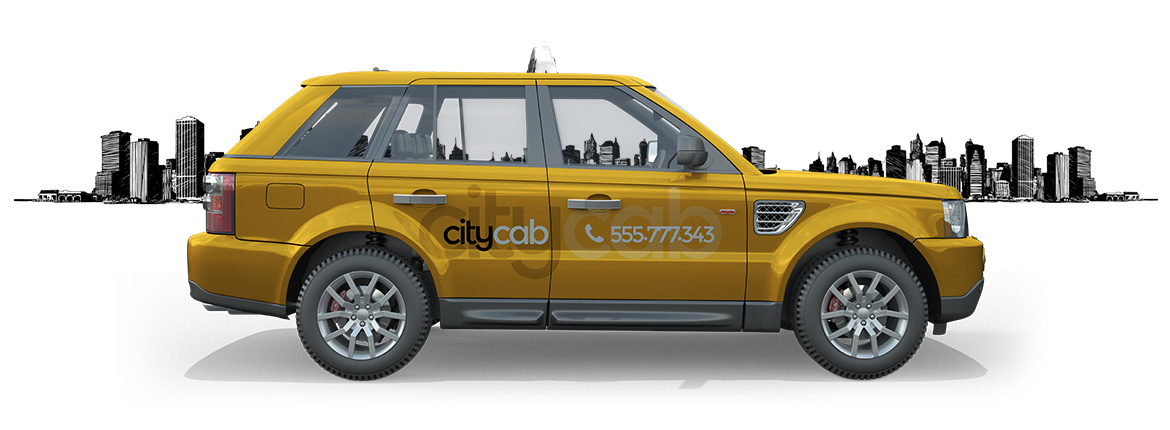 SUV Taxi